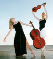 Ballet and Strings 2003